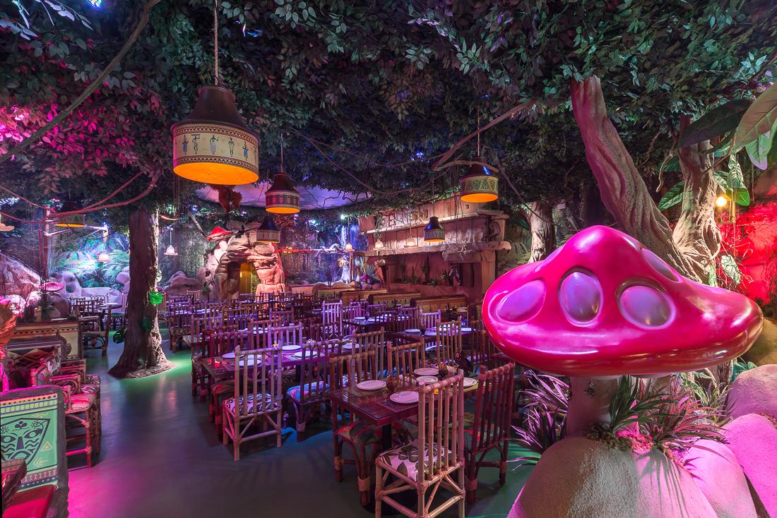 Restaurantes temáticos em Gramado e Canela