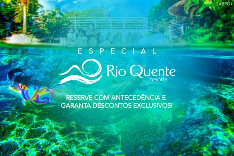 Especial Promoção Rio Quente Resorts