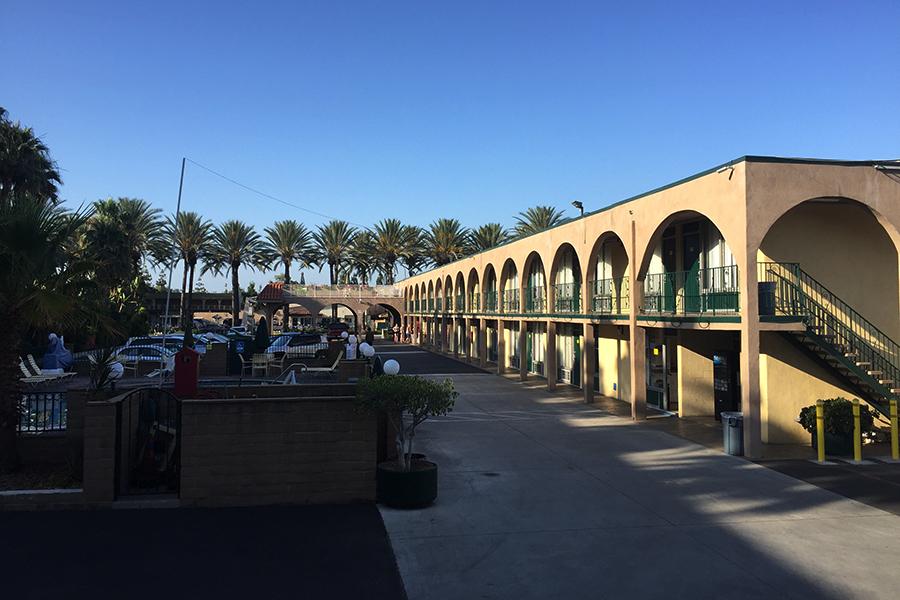 Hotel em Anaheim