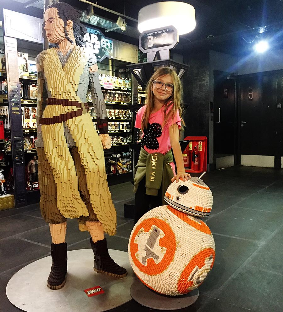 Hamleys Star Wars