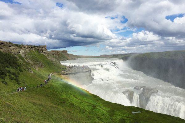 Roteiro na Islandia - Gollfuss