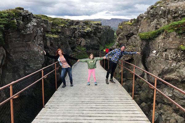 Roteiro na Islândia - Pingvellir