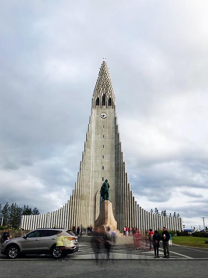 Roteiro na Islandia - Reykjavik