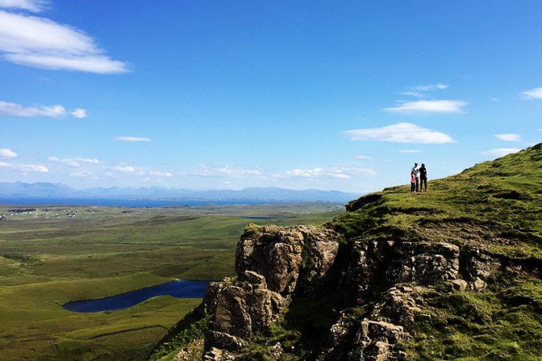 Nosso roteiro nas Highlands (Escócia)