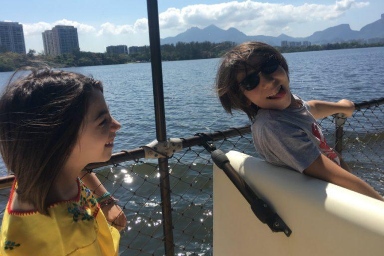 Um passeio inesperado pela Lagoa de Marapendi, no Rio