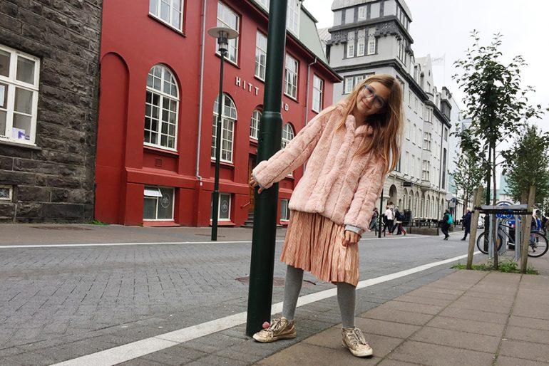 As melhores viagens com crianças: Reykjavik