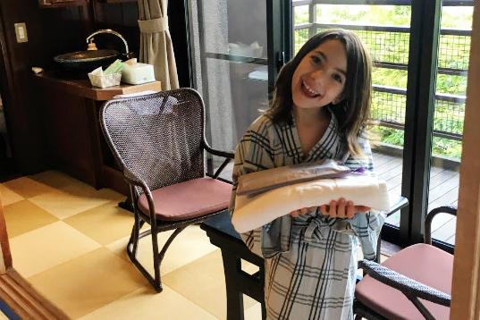 Japão: o tradicional hotel ryoakan com crianças