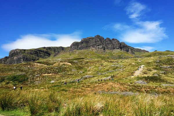 Roteiro nas Highands - Old Man of Storr