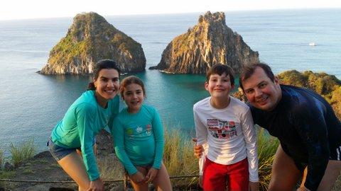 Viagem com filho autista – Fernando de Noronha