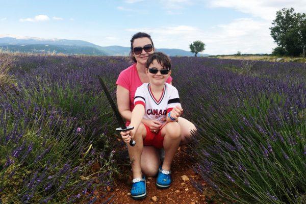 Viagem com filhos autista
