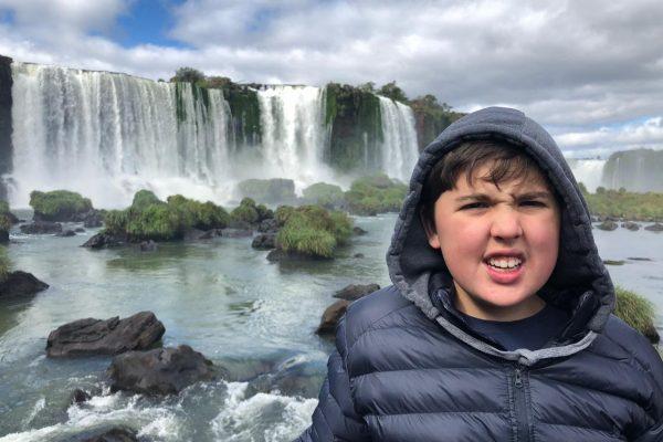 viagem com filho autista