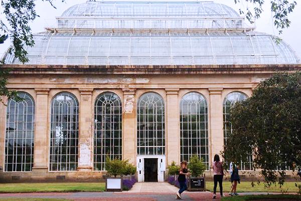 Edimburgo Jardim Botânico
