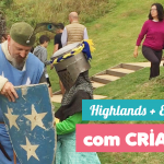 vídeo das Highlands