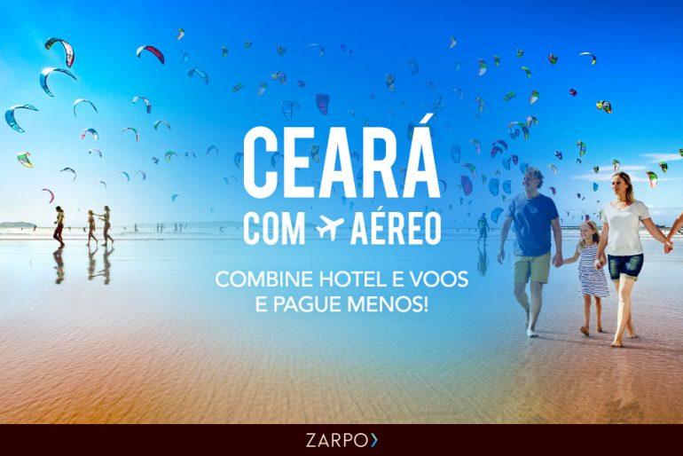 Ceará com Aéreo no Zarpo