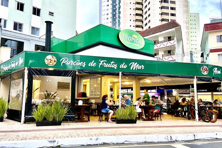 10 restaurantes em Balneário Camboriú
