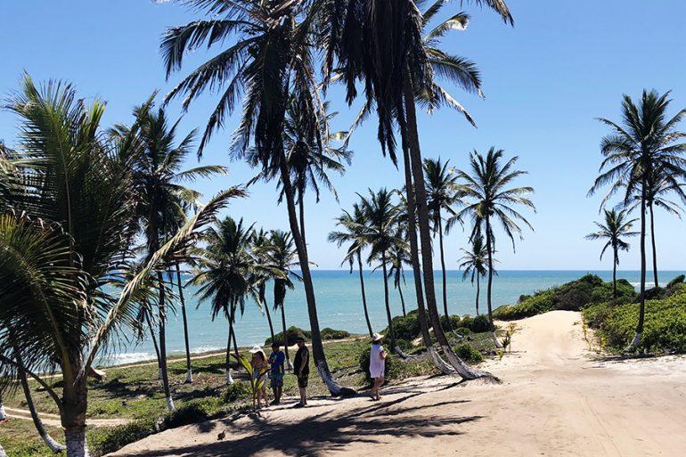 Baía Formosa, Praia do Sagi, Barra do Cunhaú e região (RN)