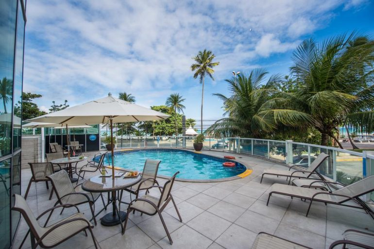 Hotéis em Recife para ir com crianças