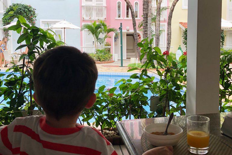 Hotéis em Fortaleza para ir com crianças