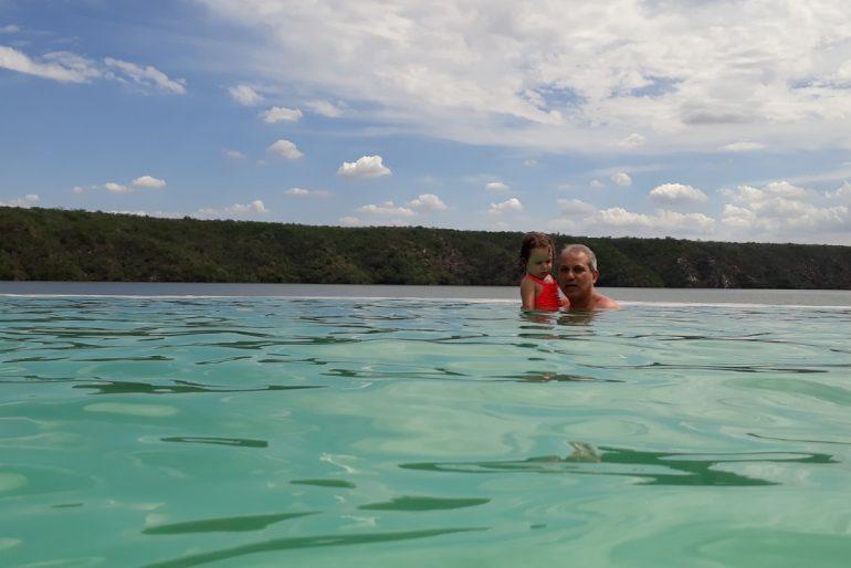 Sertão alagoano: praia de rio e muita história