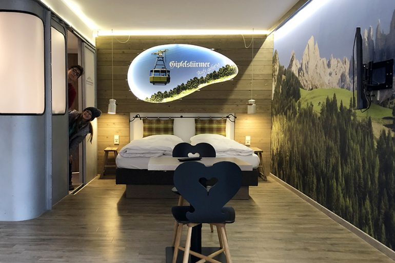Cocoon Hauptbahnhof: diversão no Hotel em Munique