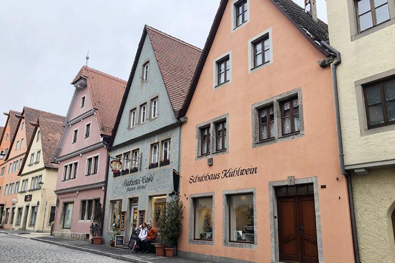 Roteiro na Alemanha – Rota Romântica