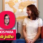 Férias de julho com crianças no Brasil