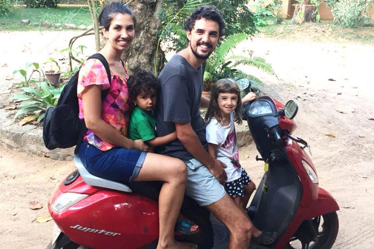 Volta ao mundo com filhos: hospedagens, transportes, alimentação e passeios