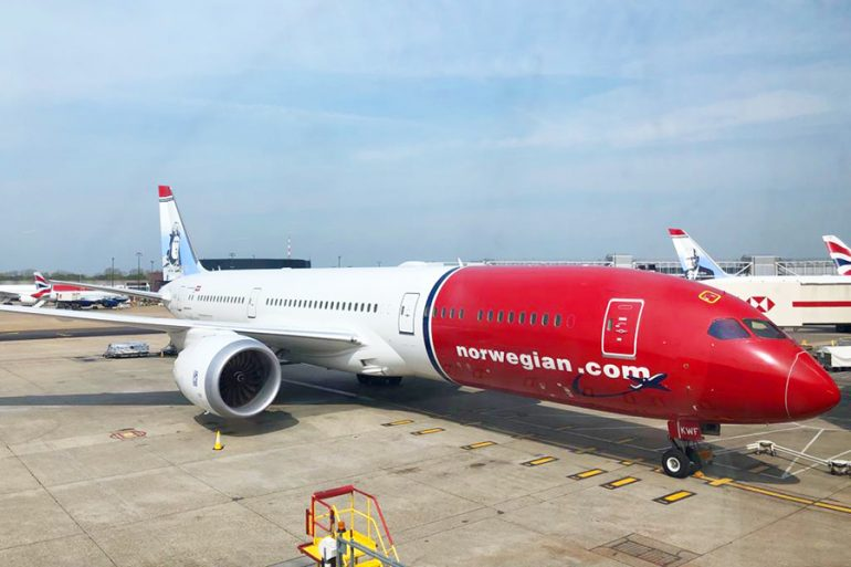 Como é voar com a Norwegian Airlines