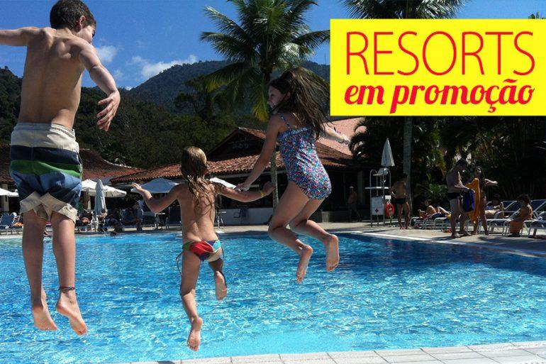 Como encontrar resorts em Promoção – Zarpo