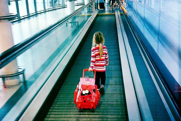 check list de viagem com crianças