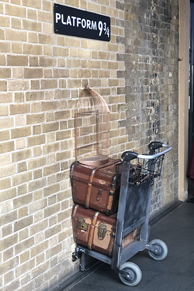 Harry Potter em Londres