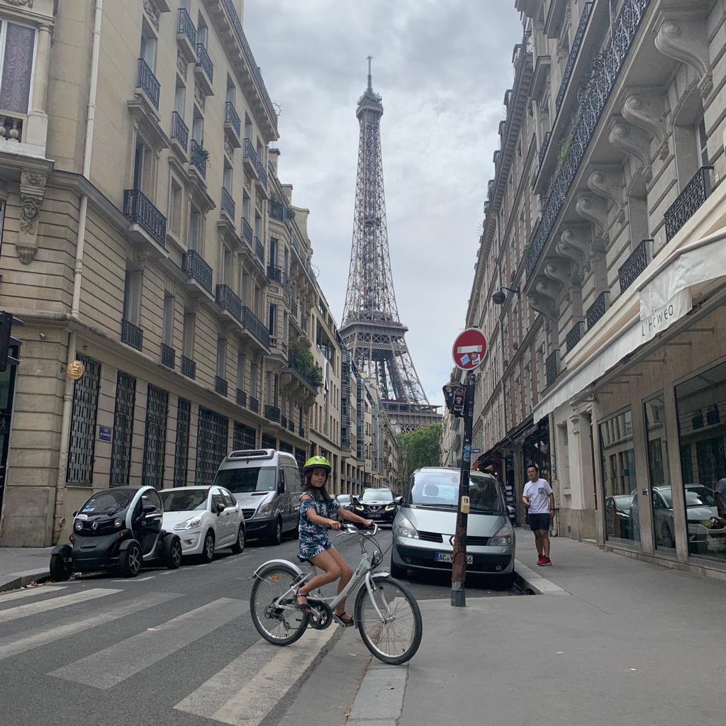 Roteiro Paris