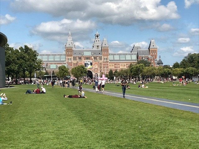 Roteiro de 4 dias em Amsterdam