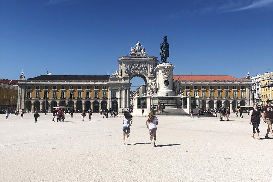 Guia de Lisboa com Crianças