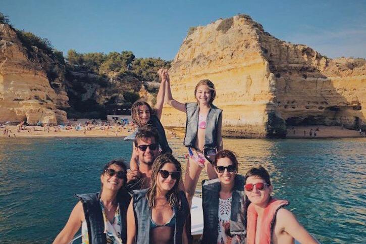 Roteiro no Algarve com crianças