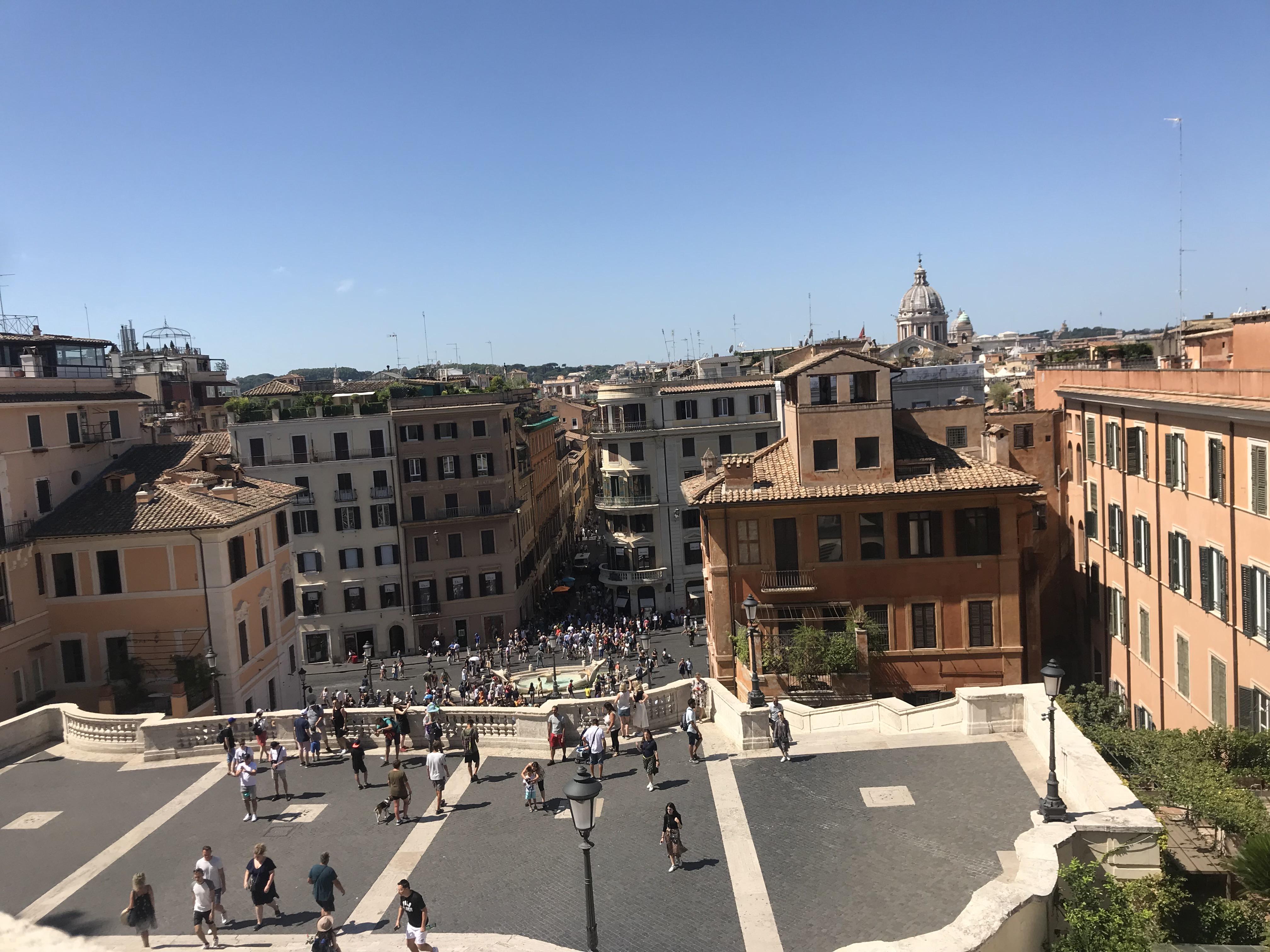 Roteiro de 5 dias em Roma com crianças