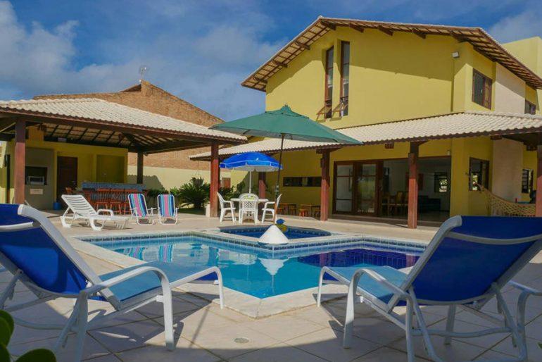 Casas para alugar em Alagoas que são incríveis