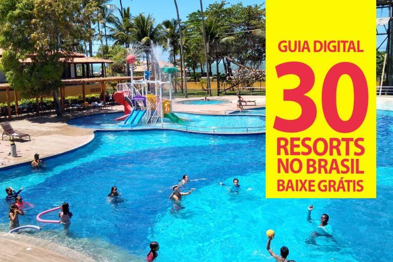 Guia de Resort no Brasil com crianças