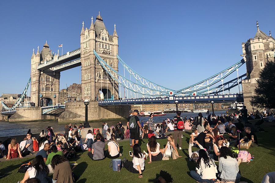 Londres de graça