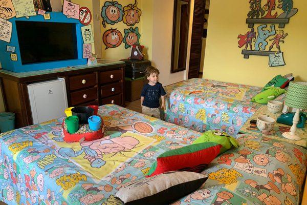 Hotel com crianças em Foz do Iguaçu