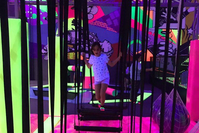 Impulso Park Curitiba – Parque de trampolins