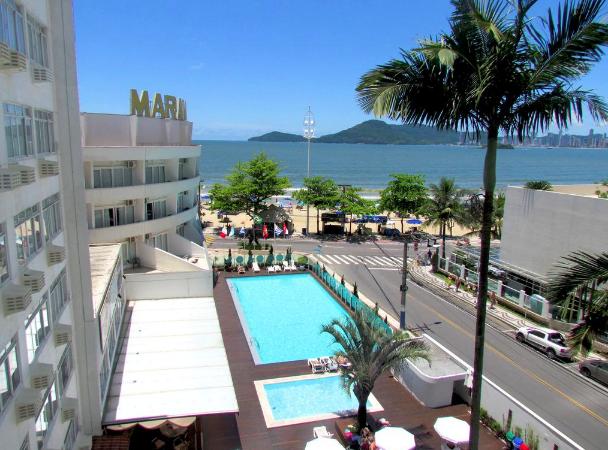 10 hotéis em Balneário Camboriú