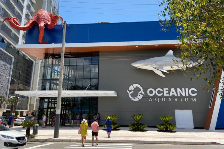 Oceanic Aquarium Balneário Camboriu