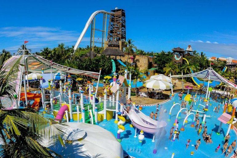 Beach Park atrações por idade e hotéis