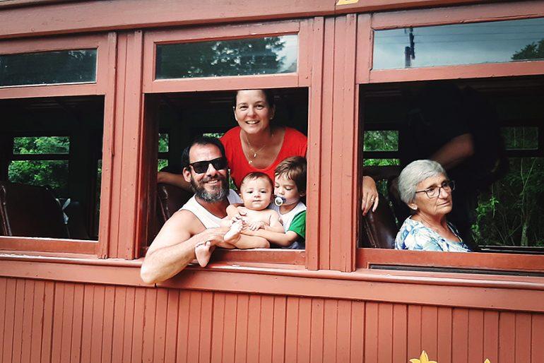 Passeio de trem Tiradentes – São João del Rei com crianças