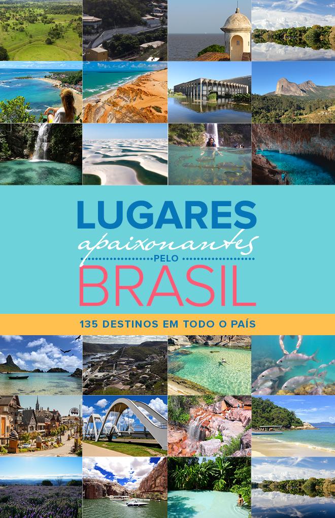 Lugares Apaixonantes pelo Brasil