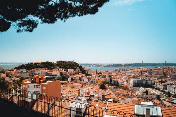 6 lugares em Lisboa