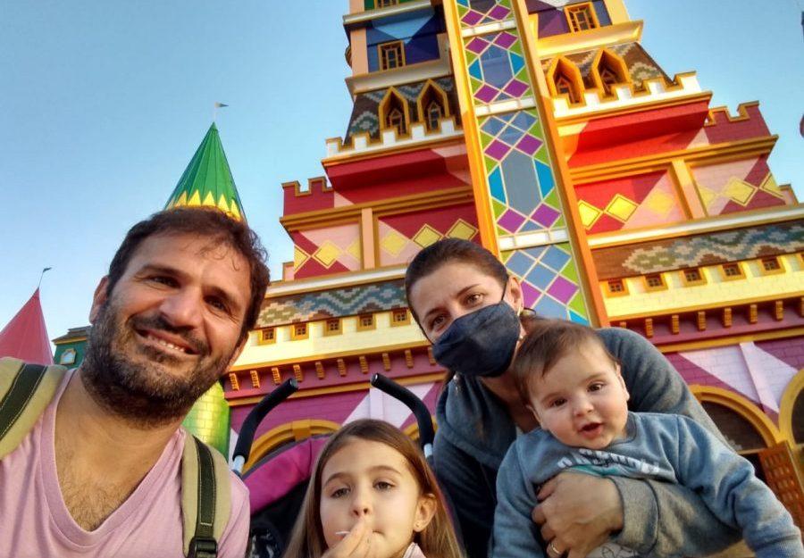 Parques com crianças em Santa Catarina
