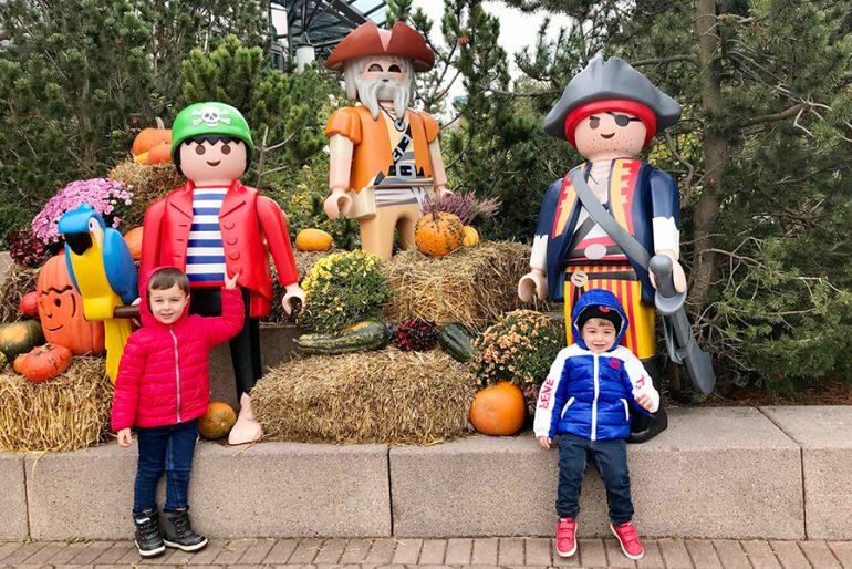 Parques da Alemanha com crianças: Playmobil e Legoland