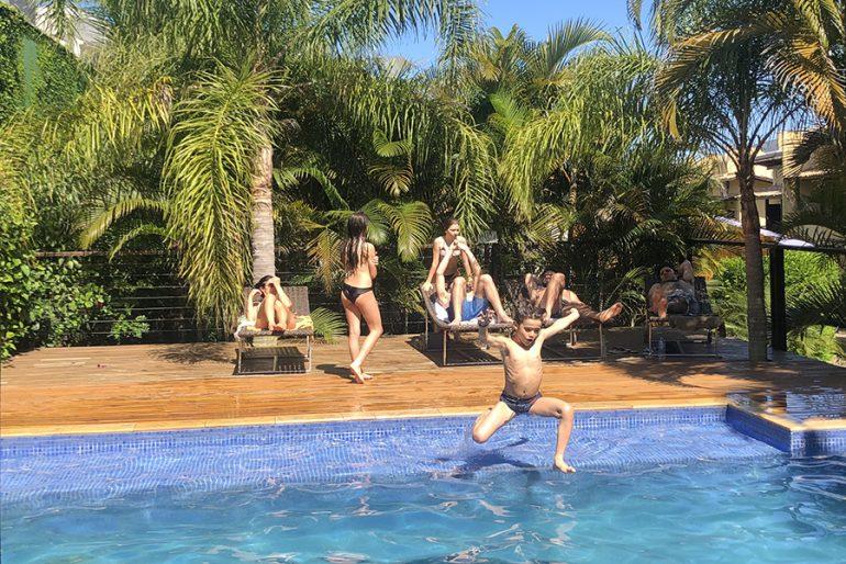 Vila Tamarindo: Hotel em Campeche (Florianópolis)